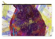 Animal Attractive Beautiful Brown  Carry-all Pouch