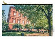 Architecture And Buildings On Streets Of Washington Dc Carry-all Pouch
