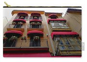 Artistic Architecture In Palma Majorca, Spain Carry-all Pouch