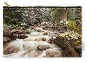 Autumn At Gore Creek - Vail Colorado Carry-all Pouch by Brian Harig