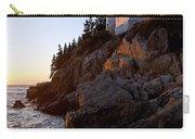Bass Harbor Head Lighthouse Acadia National Park Carry-all Pouch