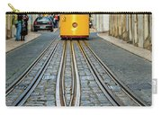 Bica Funicular, Lisbon, Portugal Carry-all Pouch