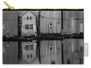 Boathouse Reflections  Carry-all Pouch