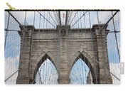 Brooklyn Bridge - New York City Carry-all Pouch