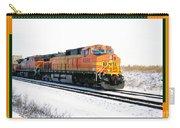Burlington Northern Santa Fe Bnsf - Railimages@aol.com Carry-all Pouch