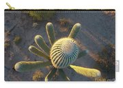 Cactus- Saguaro Carry-all Pouch