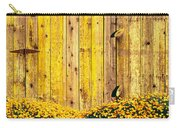 California Golden Poppies Eschscholzia Carry-all Pouch