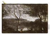 Camille Corot Carry-all Pouch
