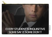 Career Counseling Carry-all Pouch