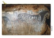 Cave Art: Horse Carry-all Pouch