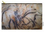 Cave Art: Mammoth Carry-all Pouch