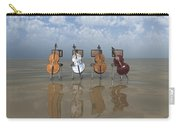 4 Cellos... - 4 Violoncelles... Carry-all Pouch