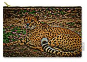 Cheeta Carry-all Pouch