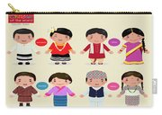 Children Of The Word Carry-all Pouch