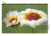 Chrysanthemum Named Polar Star Carry-all Pouch