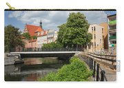 City Of Bydgoszcz In Poland Carry-all Pouch
