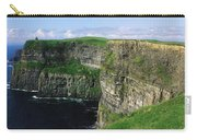 Cliffs Of Moher, Co Clare, Ireland Carry-all Pouch