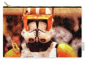 Clone Trooper Commander - Wax Style Carry-all Pouch