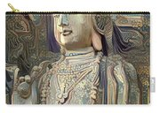 Colorful Indian Diety Figure Carry-all Pouch
