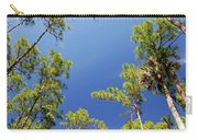 4- Cypress Trees Carry-all Pouch