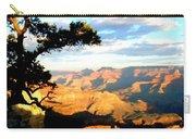 D C Landscape Carry-all Pouch