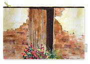 Door With Pots Carry-all Pouch