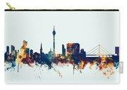 Dusseldorf Germany Skyline Carry-all Pouch