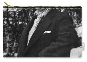 Dylan Thomas (1914-1953) Carry-all Pouch