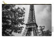 Eiffel Tower Carry-all Pouch
