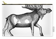 Elk/moose Carry-all Pouch