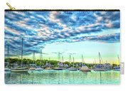 Falmouth Harbor Cape Cod Carry-all Pouch