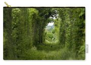 Famous Tunnel Of Love Location Carry-all Pouch