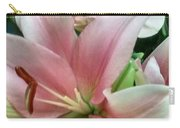 Flower Collection Carry-all Pouch