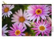 Flowering Garden.  Carry-all Pouch