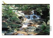 Flowing Water Carry-all Pouch