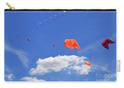 Flying Kite Festival  Carry-all Pouch