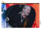 Gregg Allman Art Carry-all Pouch