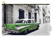 Havana, Cuba - Classic Car Carry-all Pouch