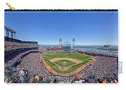 Home Of The San Francisco Giants Carry-all Pouch