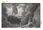 Illustration By Gustave Dore 1832-1883 Carry-all Pouch