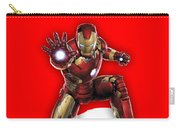 Iron Man Collection Carry-all Pouch