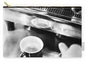 Italian Espresso Expresso Coffee Making Preparation With Machine Carry-all Pouch