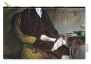 James Madison (1751-1836) Carry-all Pouch