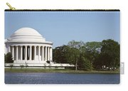 Jefferson Memorial, Washington Dc Carry-all Pouch