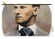 Jesse James, 1847-1882 Carry-all Pouch