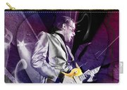 Joe Bonamassa Blues Guitarist Art Carry-all Pouch