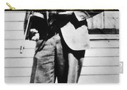 John Dillinger 1903-1934 Carry-all Pouch by Granger