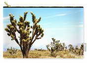 Joshua Tree Desert Carry-all Pouch
