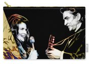 June Carter And Johnny Cash Collection Carry-all Pouch