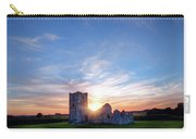 Knowlton Church - England Carry-all Pouch
